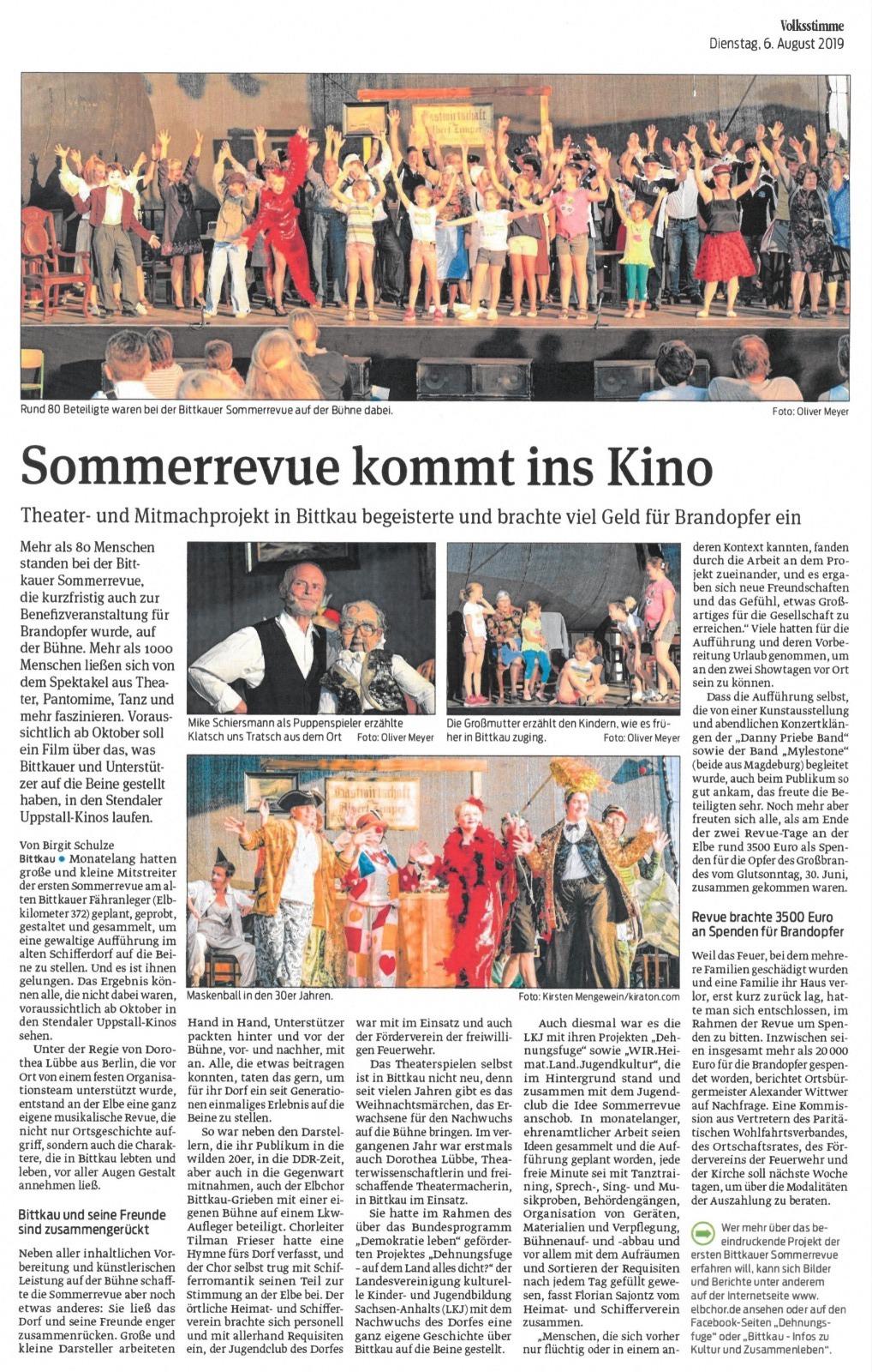 Presse_Volksstimme_06082019