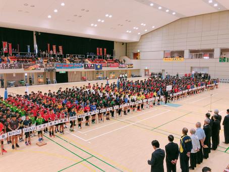 第39回 かんぽ生命ドリームカップ全日本バレーボール小学生大会静岡県大会