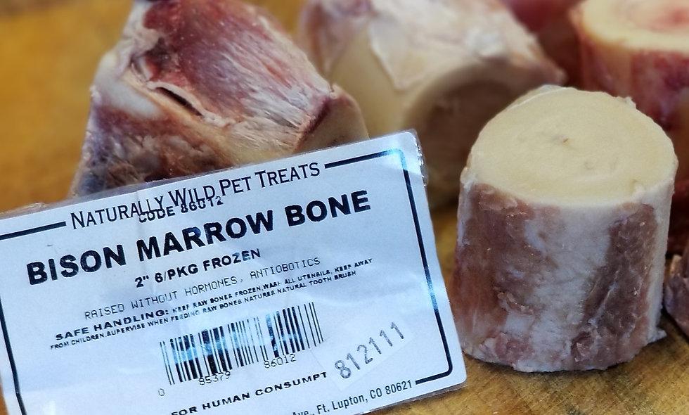 Bison Marrow Bones