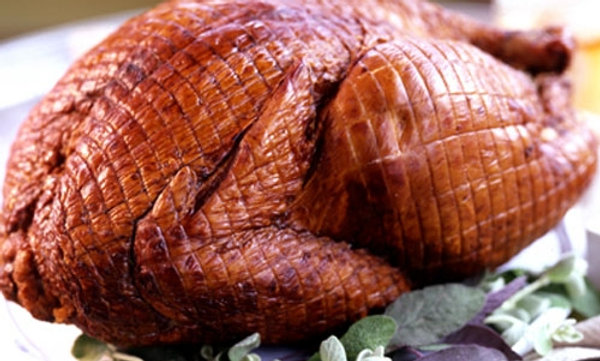 Smoked Turkey Whole