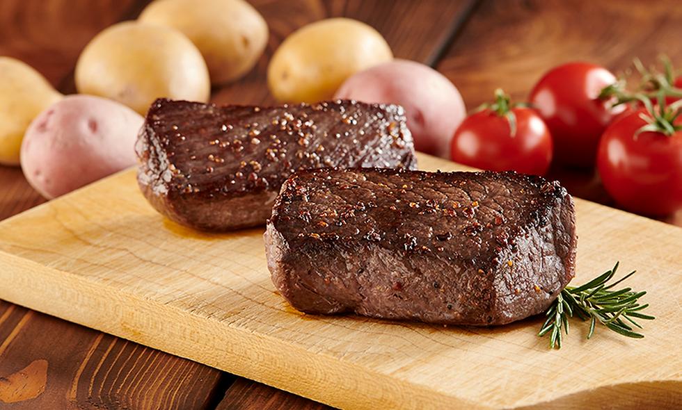 Gourmet Game Steak