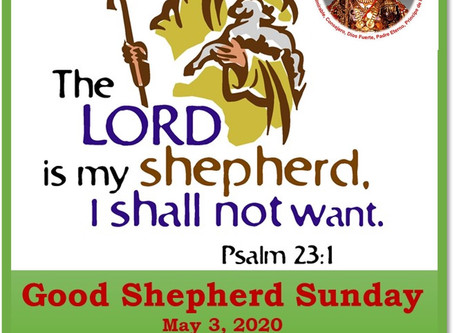 The Good Shepherd's Way!