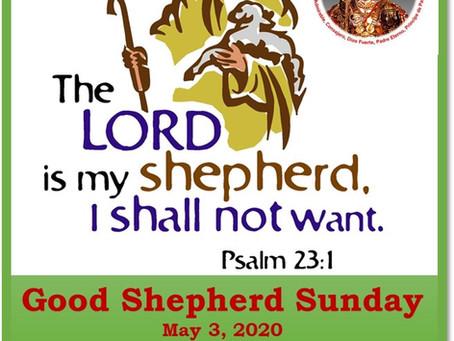 The Good Shepherd's Way!