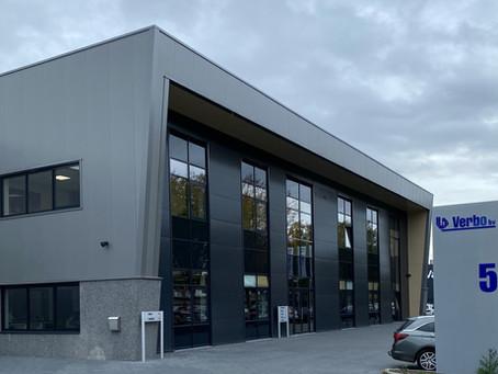 New Headquarters Verbo!
