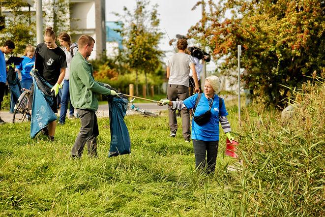 Cleanup Day - Anke Heidt