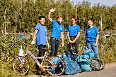 Cleanup Day - Greifswald