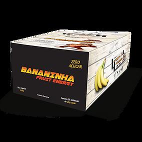 Bananinha sem açucar