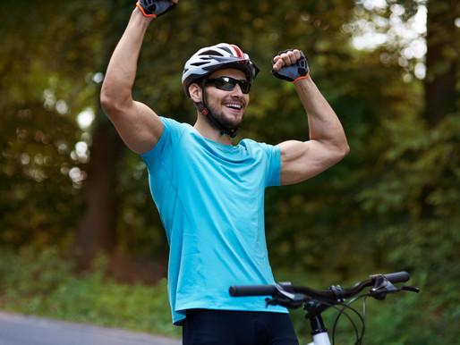 O uso de suplementos pelos ciclistas para fortalecer os músculos