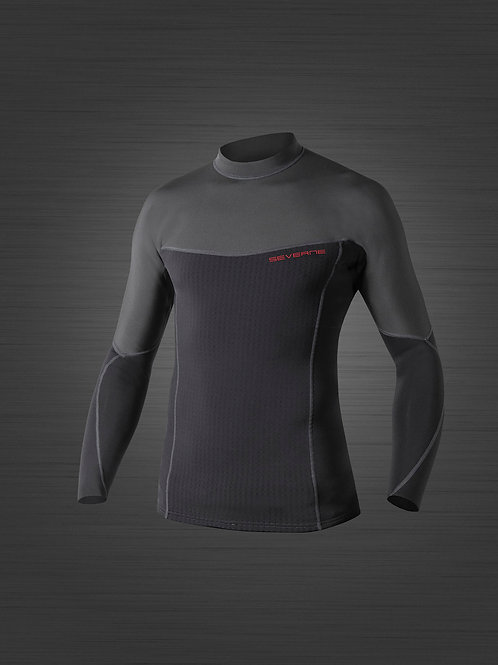 SEVERNE WETSUIT NEO TOP 2 – LONG SLEEVE – 1/2 - L
