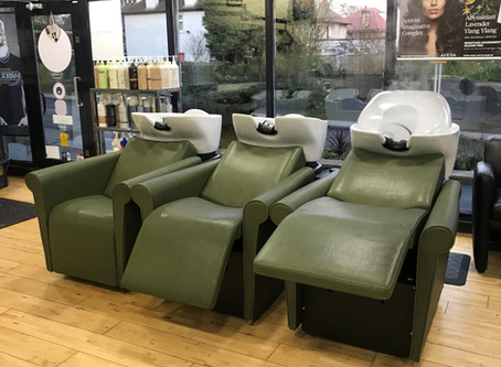 Massage and Treatment Chairs!