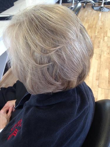 Hair by Leonie - Cut and Blow Wave - Hair @ Gilda's