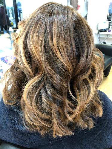 Hair @ Gilda's - Chocolate Sundae 2