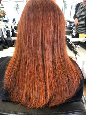 Hair by John Cut and Style - Hair @ Gilda's