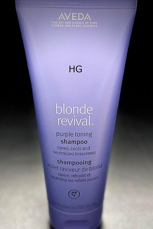 Aveda Blonde Revival Shampoo - 200ml