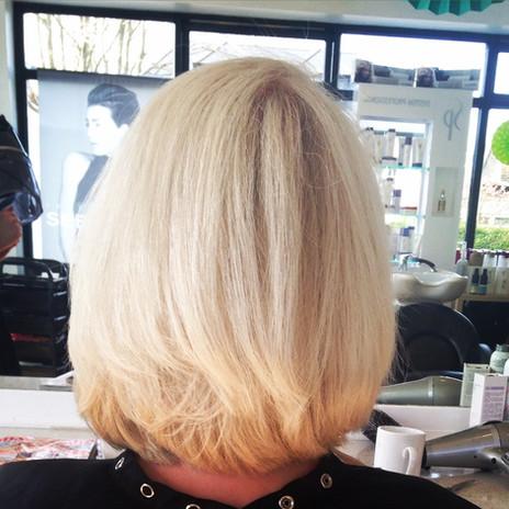 Hair @ Gilda's - Layered Cut and Style