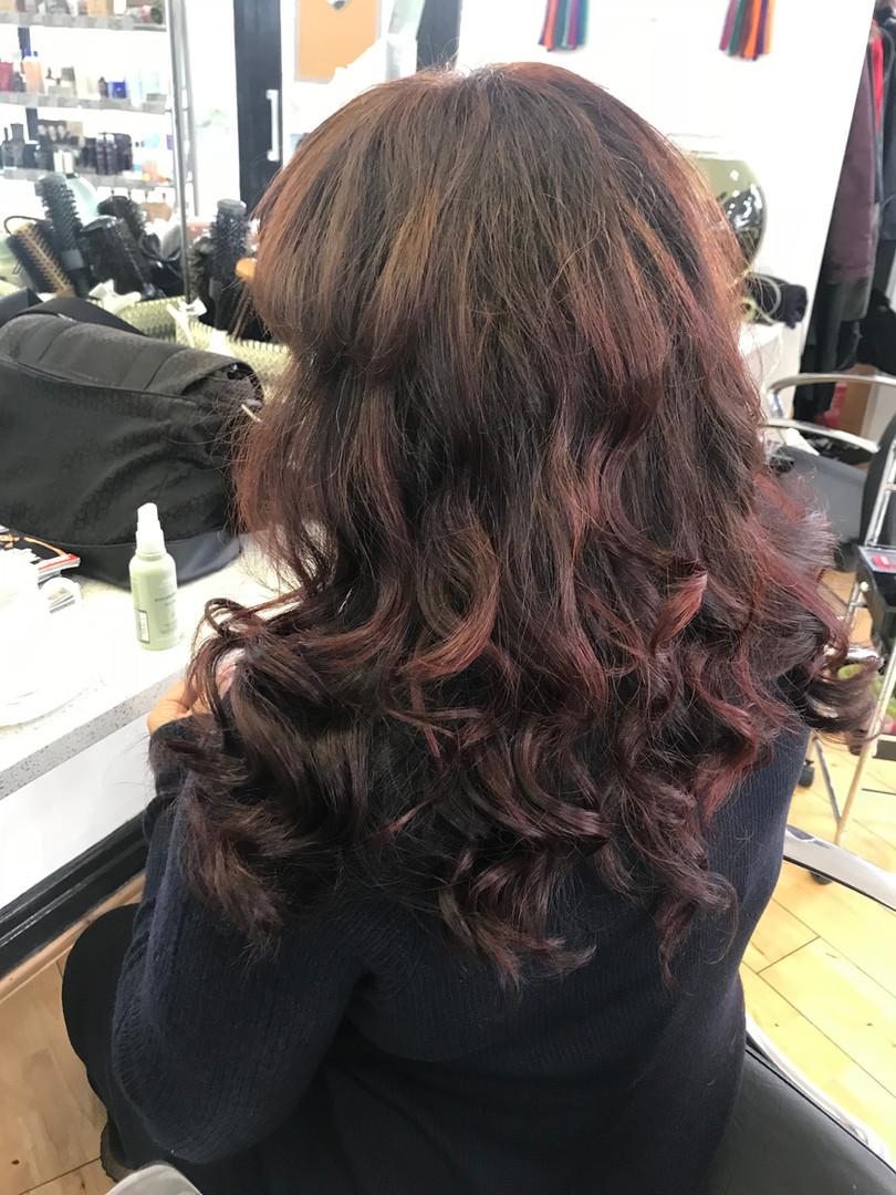 Hair @ Gilda's - Multi tonal hair.
