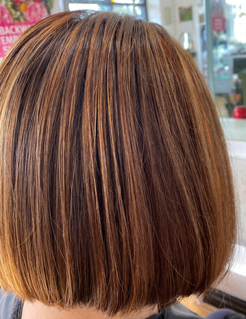 Autumnal Hair