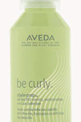 Be Curly Style Prep