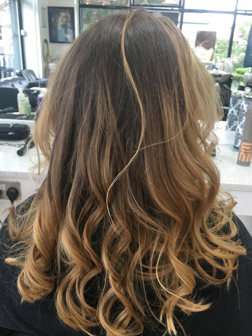 Hair by Leonie, Hair by Robert - Balayage - Hair @ Gilda's
