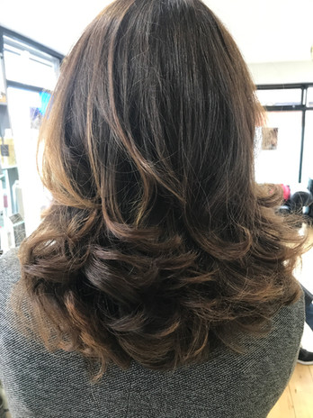 Hair @ Gilda's - Corrective colour