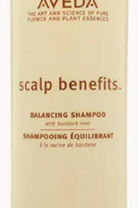 Scalp Benefits Shampoo - 250 ml