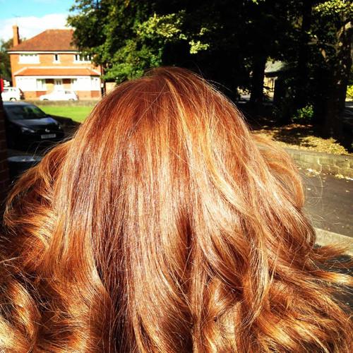 Hair @ Gilda's - Colour, Cut and Blow Wave