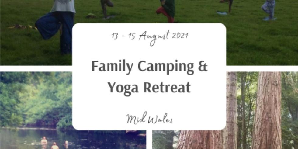 Family Camping & Yoga Retreat