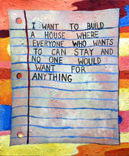 I Want To Build A House
