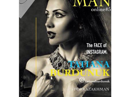 FOR KAZAKHMAN: Татьяна Бурдынюк - талантливая и красивая мать троих детей!