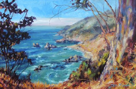 Triumphant Sur 36x24 oil on canvas, unavailable