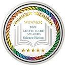 Lesfic Bard Award Winner Sticker 2020.jp
