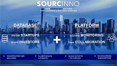 Smart Base de données StartUp