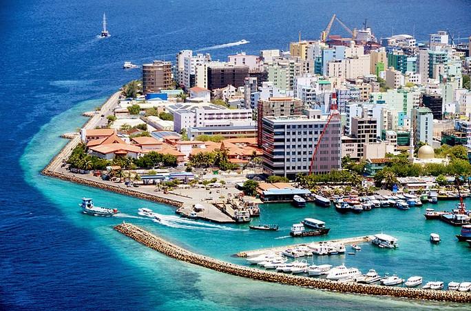 Maldives The Land Of Euphoria