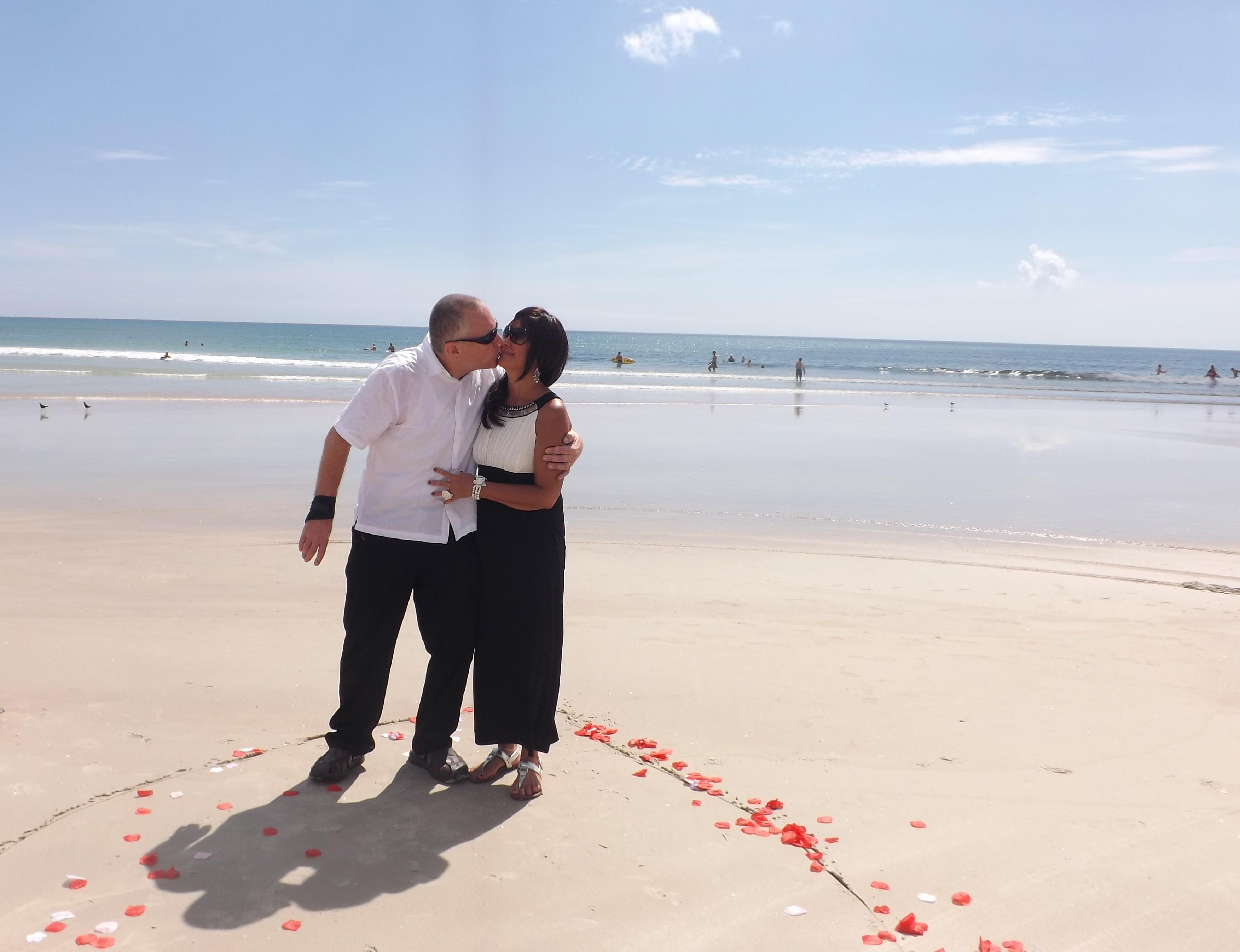 Share a Kiss Wedding Vow