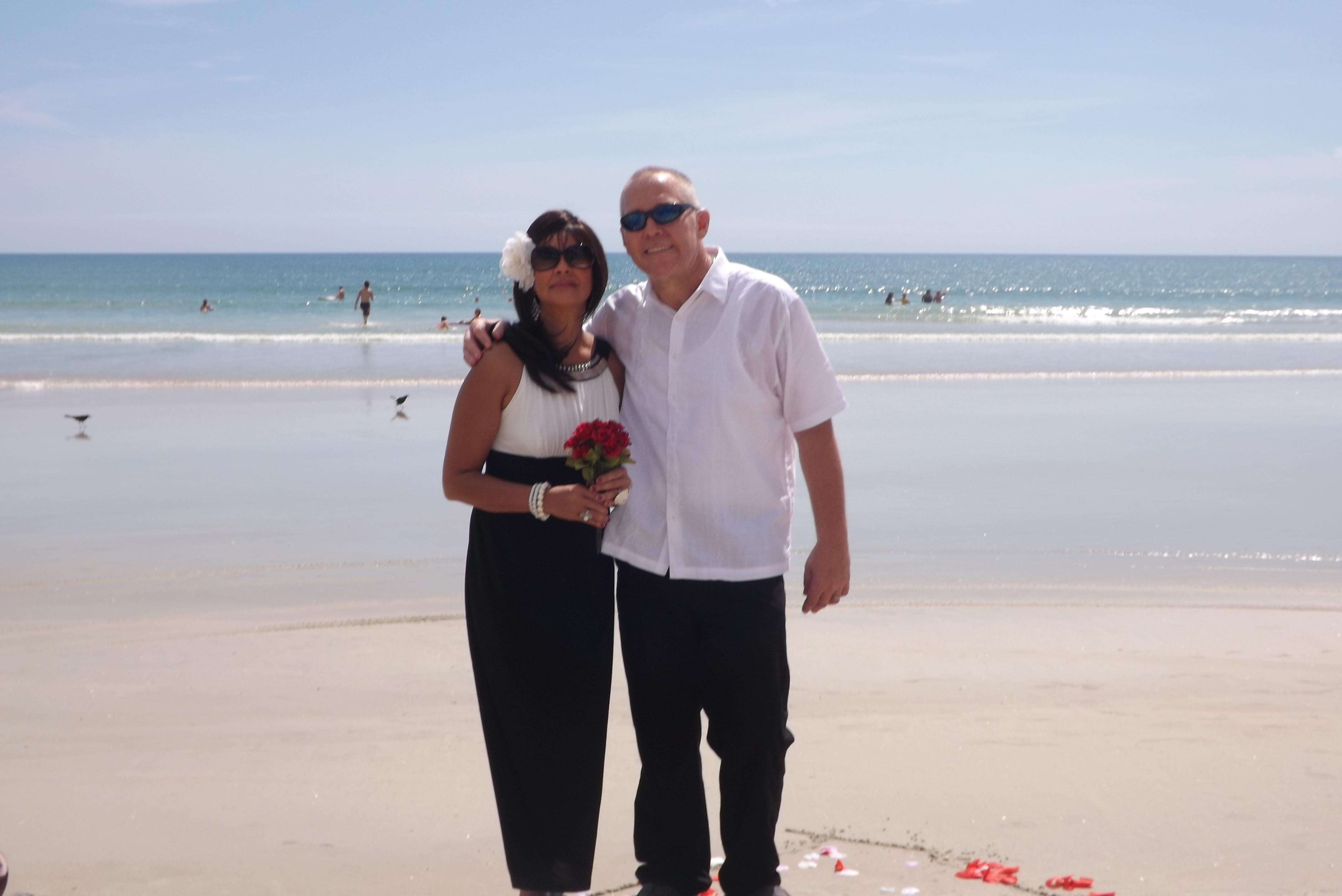 Ormond Beach Wedding Vows