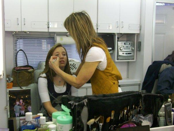Law & Order: makeup