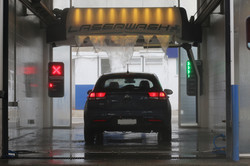 carwash laser wash