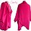 Thumbnail: Candy Plus Size Floaty Top