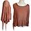 Thumbnail: Silk Copper Floaty Top