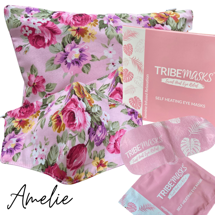Amelie face mask set