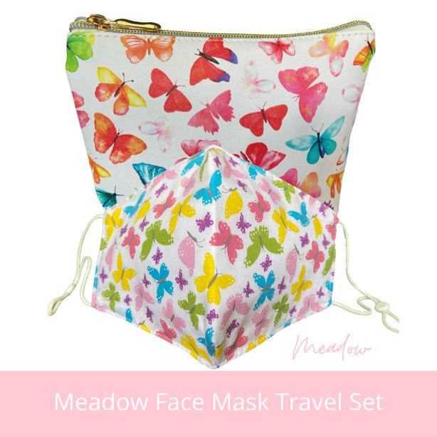 Face mask Travel Set