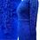 Thumbnail: Amelie Electric Blue Lace Dress