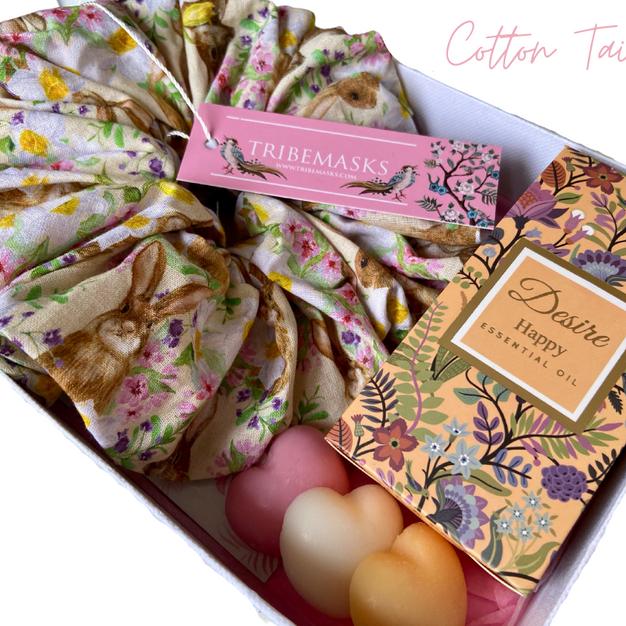 CottonTail Wax Melts Retreat Gift Set