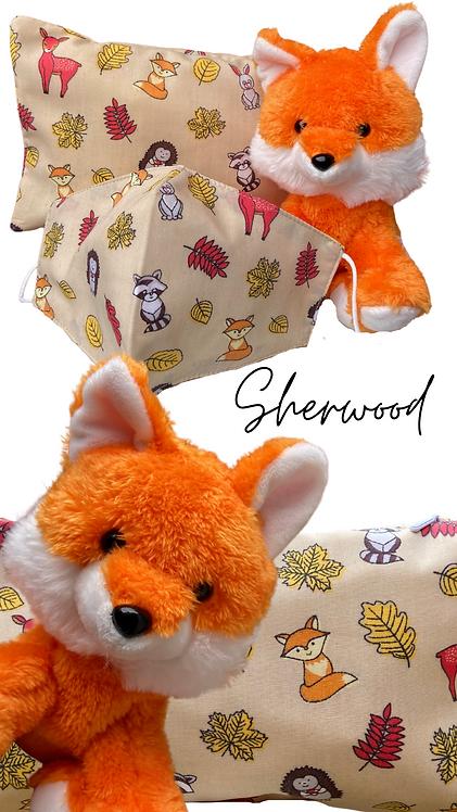 Sherwood & Fox Face Mask Retreat Set