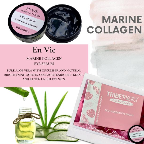 Marine collagen frilly chantilly