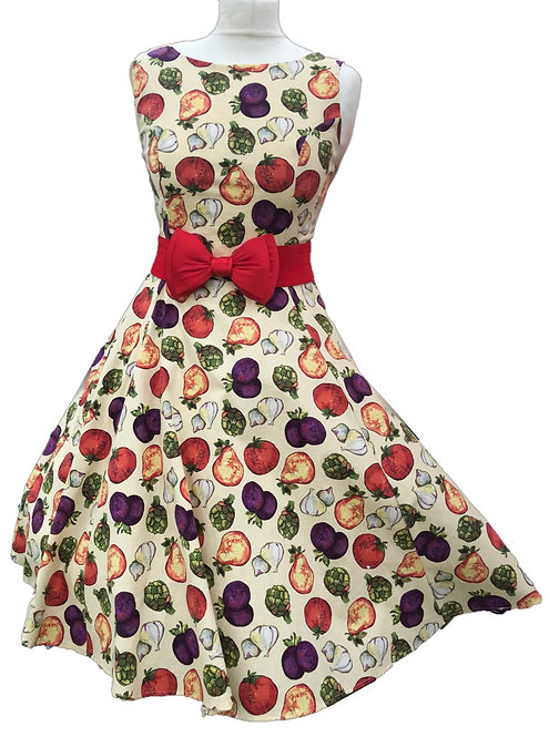 Butternut Burrito Dress