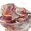 Thumbnail: Fleur Satin Dressing Gown/Robe