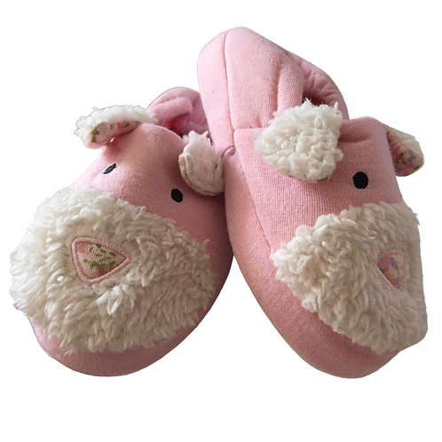 Children's Character Slippers