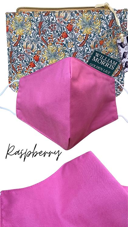 Raspberry Face Mask Retreat Set
