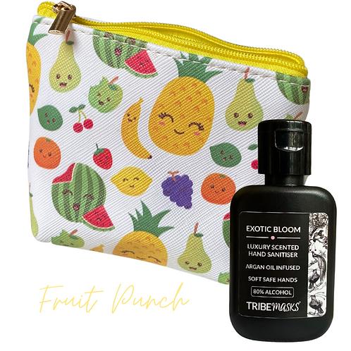 Fruit Punch Sanitiser Travel Pouch